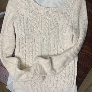 Anthropologie MOTH sweater small